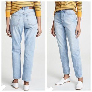 Madewell Perfect Summer Jean Light Wash C2819